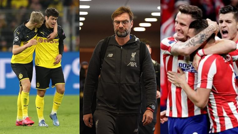 UEFA Champions League: All the stats you need to know from Dortmund vs PSG, Atletico vs Liverpool