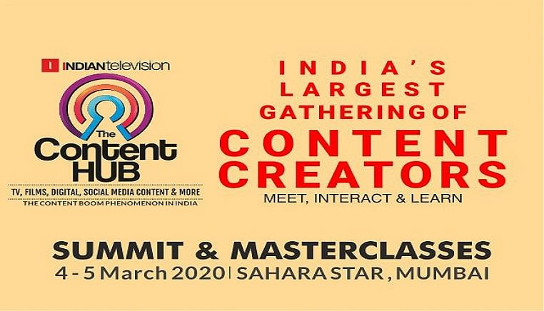 The Content Hub 2020 brings together India's leading content creators