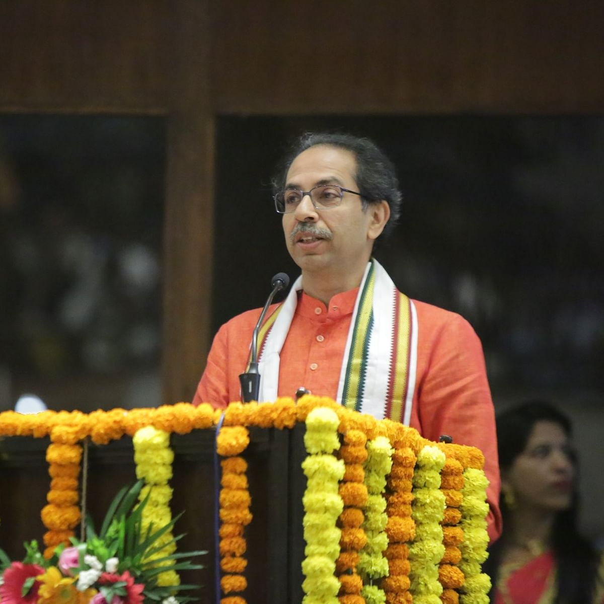 Maharashtra CM Uddhav Thackeray cautions people to stay indoors or be ready for stricter curbs