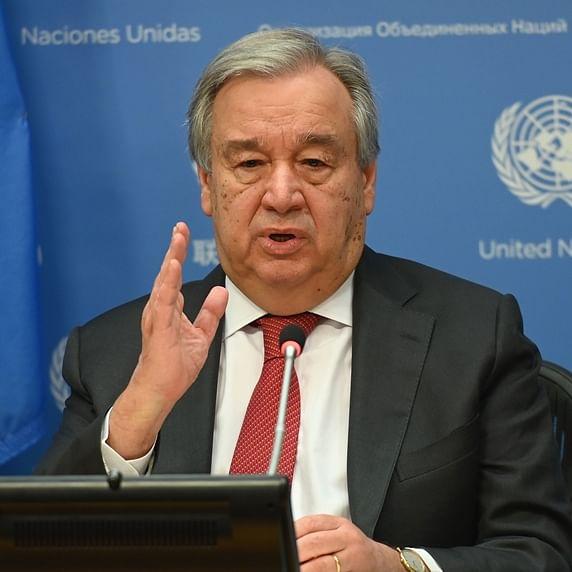 COVID-19 has unleashed tsunami of hate: UN chief
