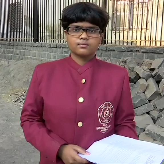College tenders apology, National Bravery Award winner demands action