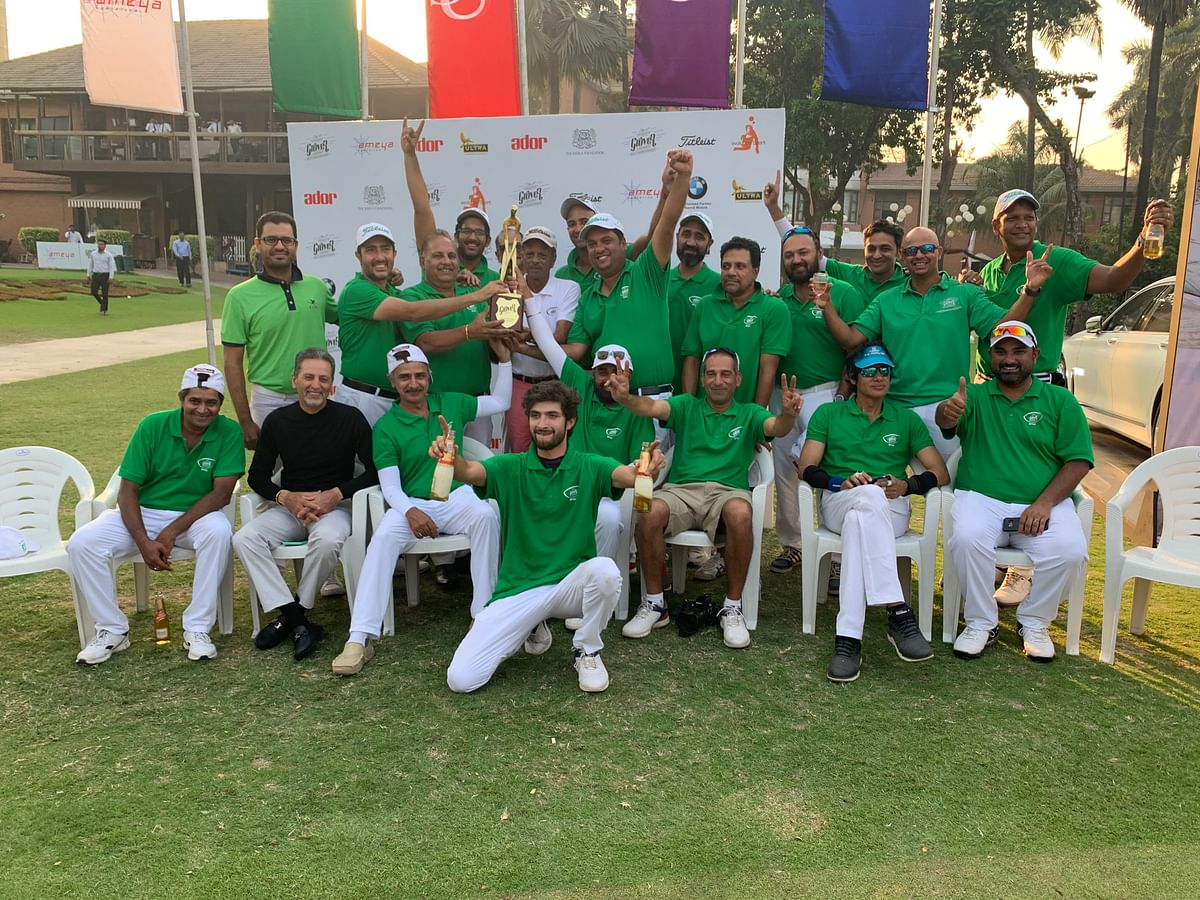 Golf: BPGC emerge Grover inter-club champs