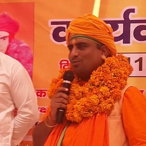 Hindu Mahasabha's UP president shot dead by bike-borne assailants while out on morning walk