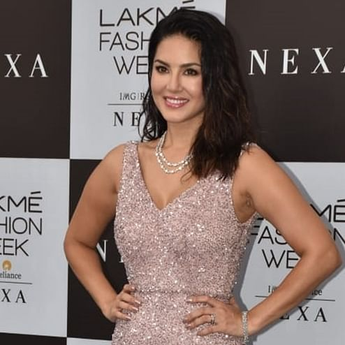 Sunny Leone promotes Vegan Fashion Campaign launched by PETA India at LFW 2020