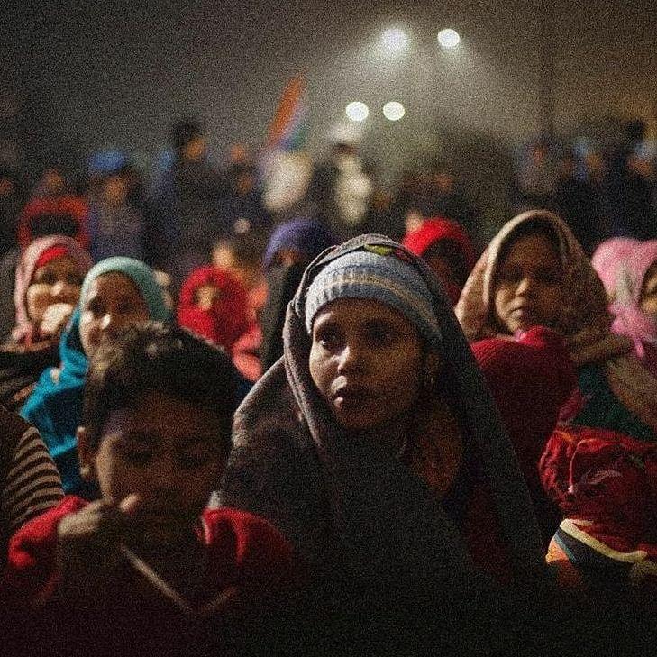 Shaheen Bagh through a gender lens