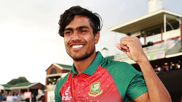 Bangladesh U-19 captain Akbar Ali