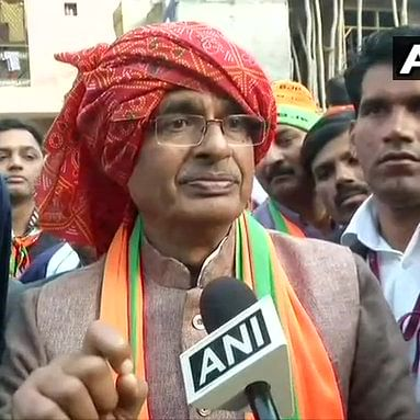 Madhya Pradesh: Former CM Shivraj Singh Chouhan 'not interested' in toppling state government