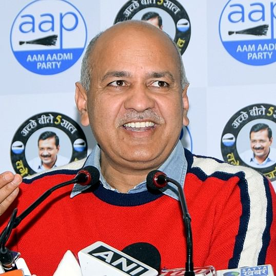 BJP MLAs should cooperate by remaining critical of govt's work, says Manish Sisodia