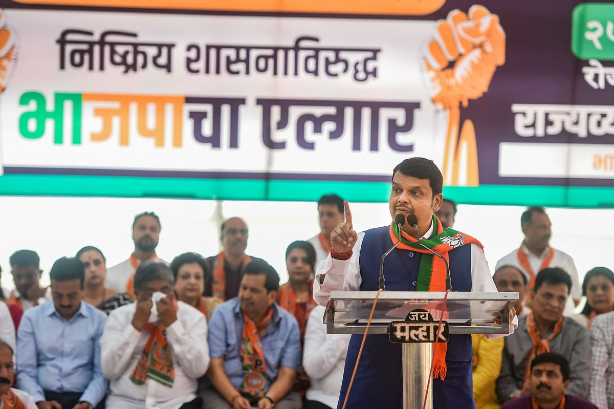 Devendra Fadnavis opposes Muslim reservation after MVA decides to table bill giving 5% quota in educational institutions