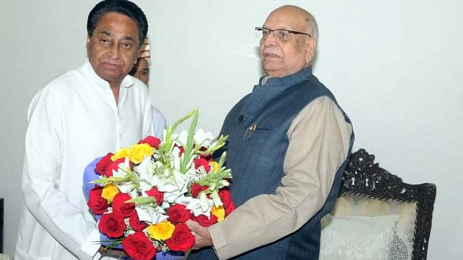 Governor to CM Kamal Nath: Floor test soon after my address to House