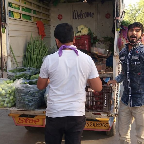 Ujjain: UMC launches delivery of grocery & vegetables amid lockdown