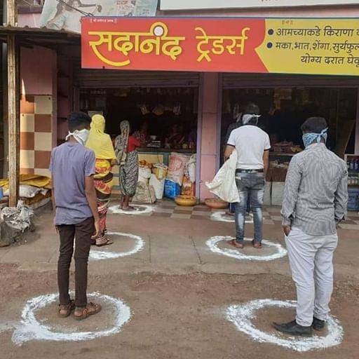 Amid 21-day lockdown during coronavirus outbreak, Mumbaikars practice social distancing on Gudi Padwa