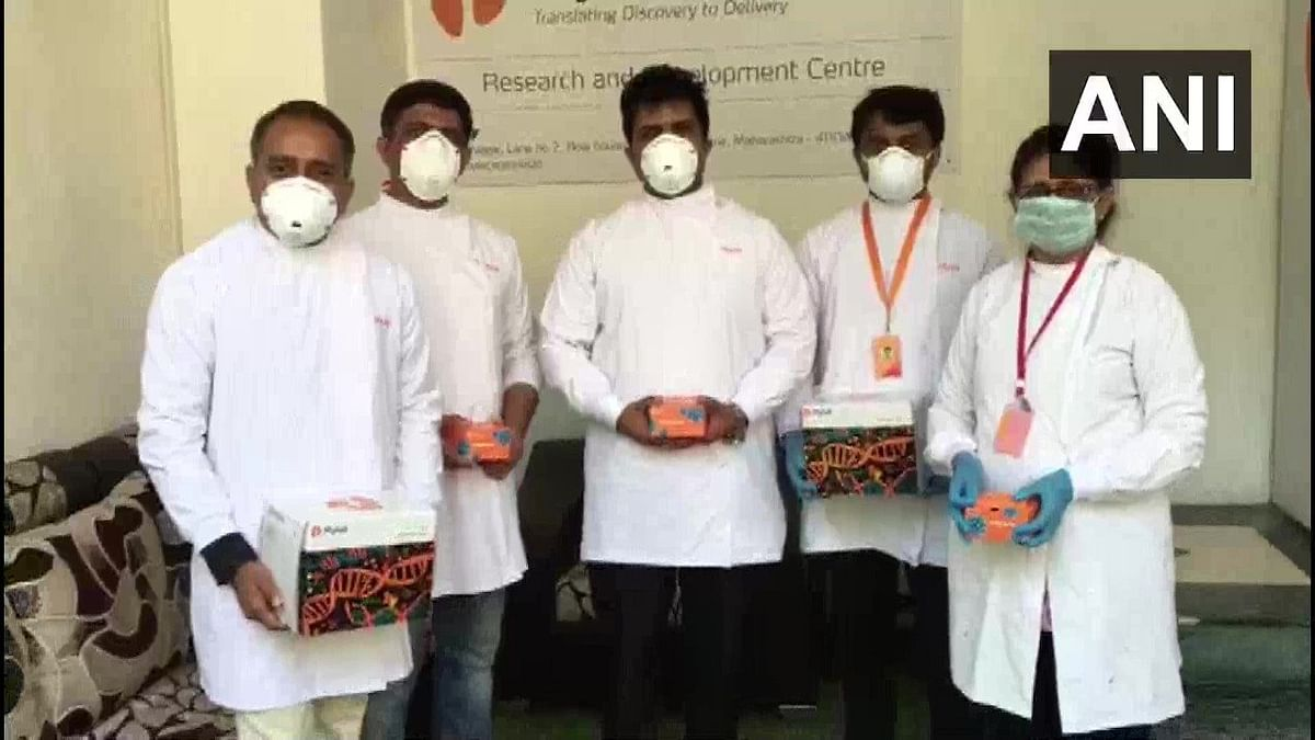 Pune's Mylab Discovery Solutions develops India's first indigenous COVID-19 testing kit, likely to be approved by ICMR