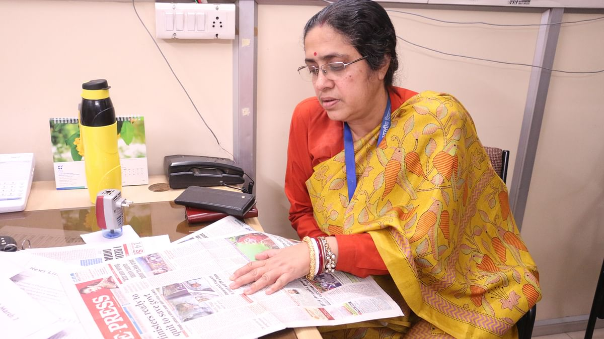 International Women's Day 2020: I treat everyone as an educator, says Aryama Sanyal, Indore airport director