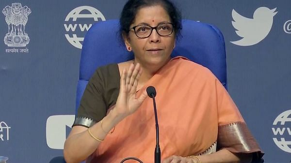 Government not going for lockdown in a big way to tackle COVID-19, says Nirmala Sitharaman