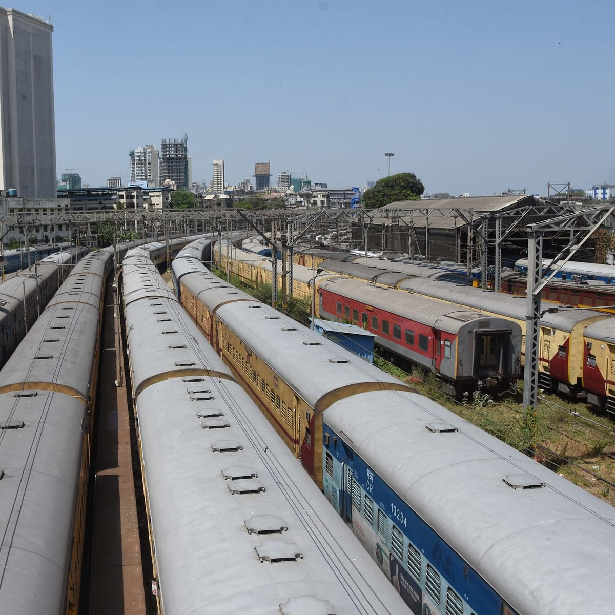 MHA allows movement of stranded migrant workers, tourists, students by special trains