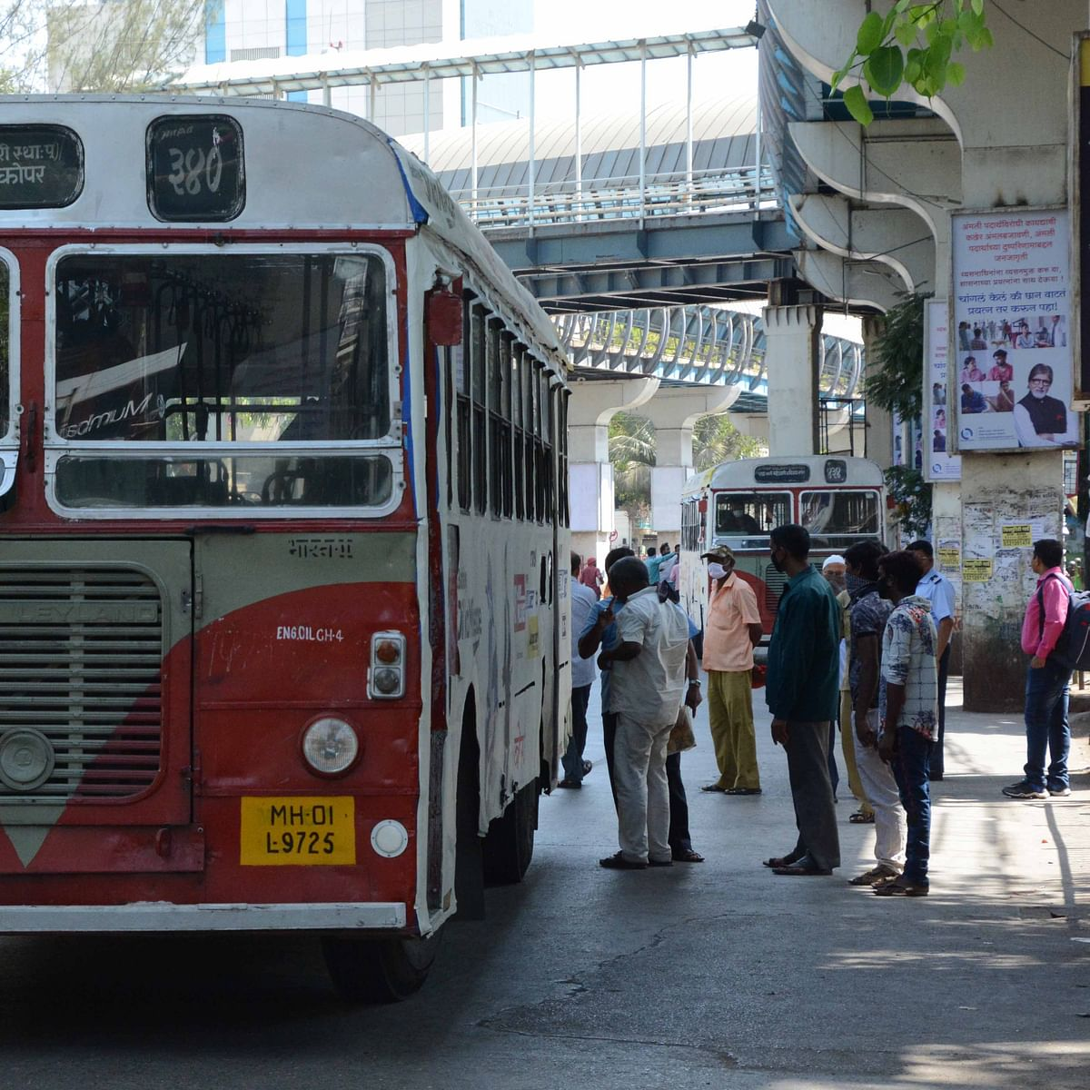 Coronavirus in Mumbai: BEST rifts over frequency of bus amidst shutdown