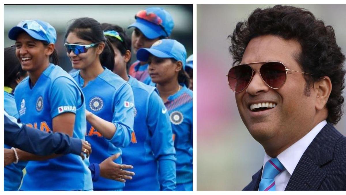 'God of Cricket' Sachin Tendulkar has  special message for Harmanpreet Kaur & co ahead of World Cup finals