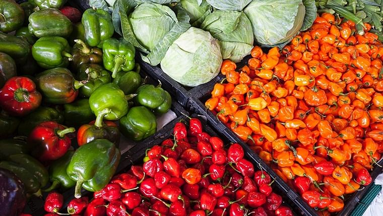 Wholesale inflation eases to 2.26 percent in February on cheaper food articles, vegetables