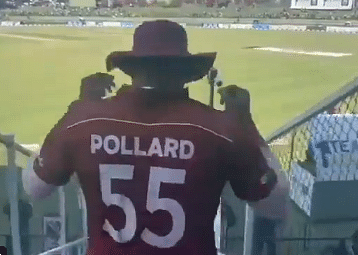 West Indies skipper Kieron Pollard becomes first T20 star to play 500 games