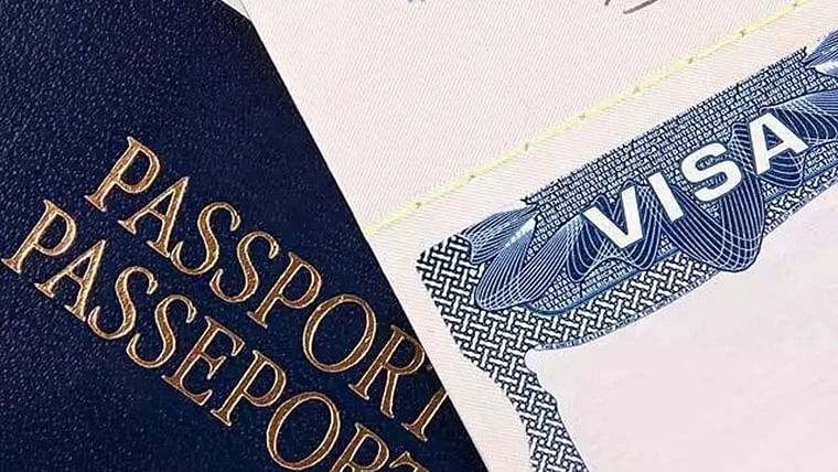9 foreigners booked for violating VISA norms