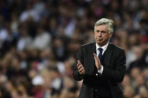 Everton FC manager Carlo Ancelotti