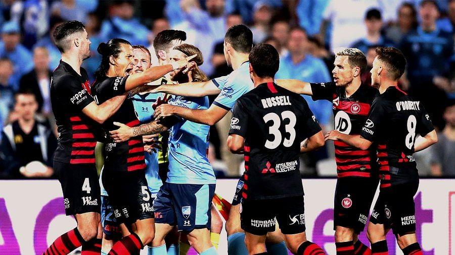 'Mission impossible': A-League football, Australia's last active sport, pulls plug