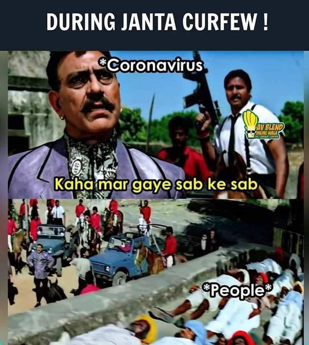 A very long list of coronavirus jokes on WhatsApp, Twitter, Facebook and Instagram