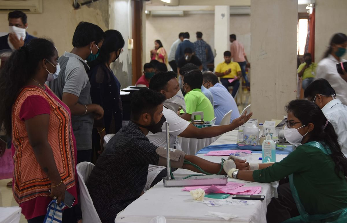 Coronavirus in Maharashtra: State public health dept issues SOPs to blood banks for organising donation camps
