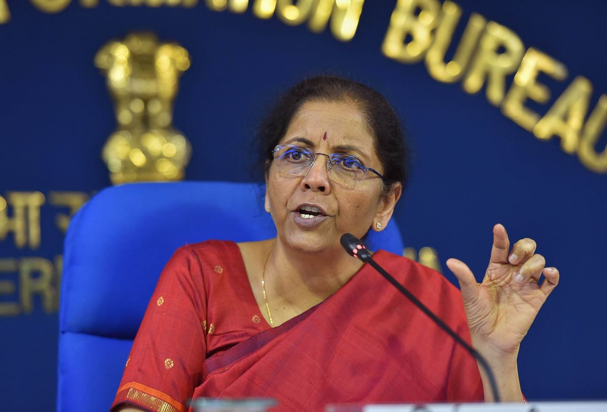 Need complete trust between industry, govt to sustain growth amid Covid situation: Sitharaman