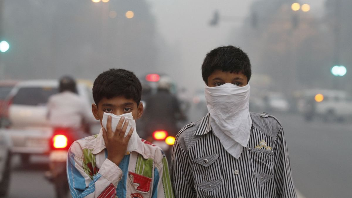 Filthy air is more fatal than you thought!