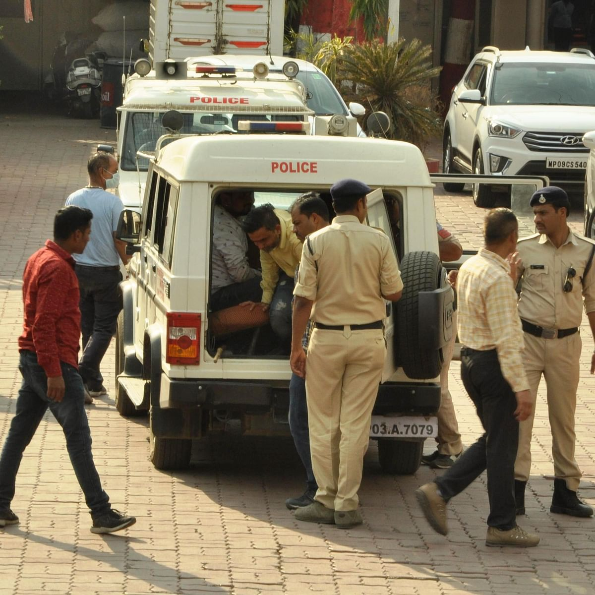 Indore: Four more suspects identified in Hemant Nema's driver death case
