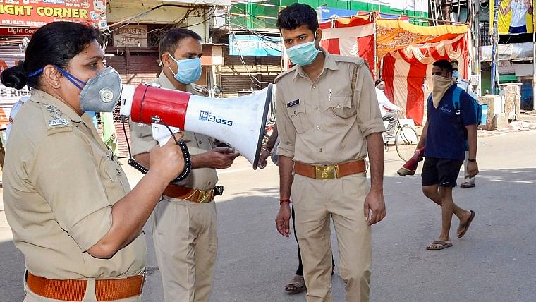 Bhopal: District borders sealed, outsiders under constant watch amid coronavirus outbreak