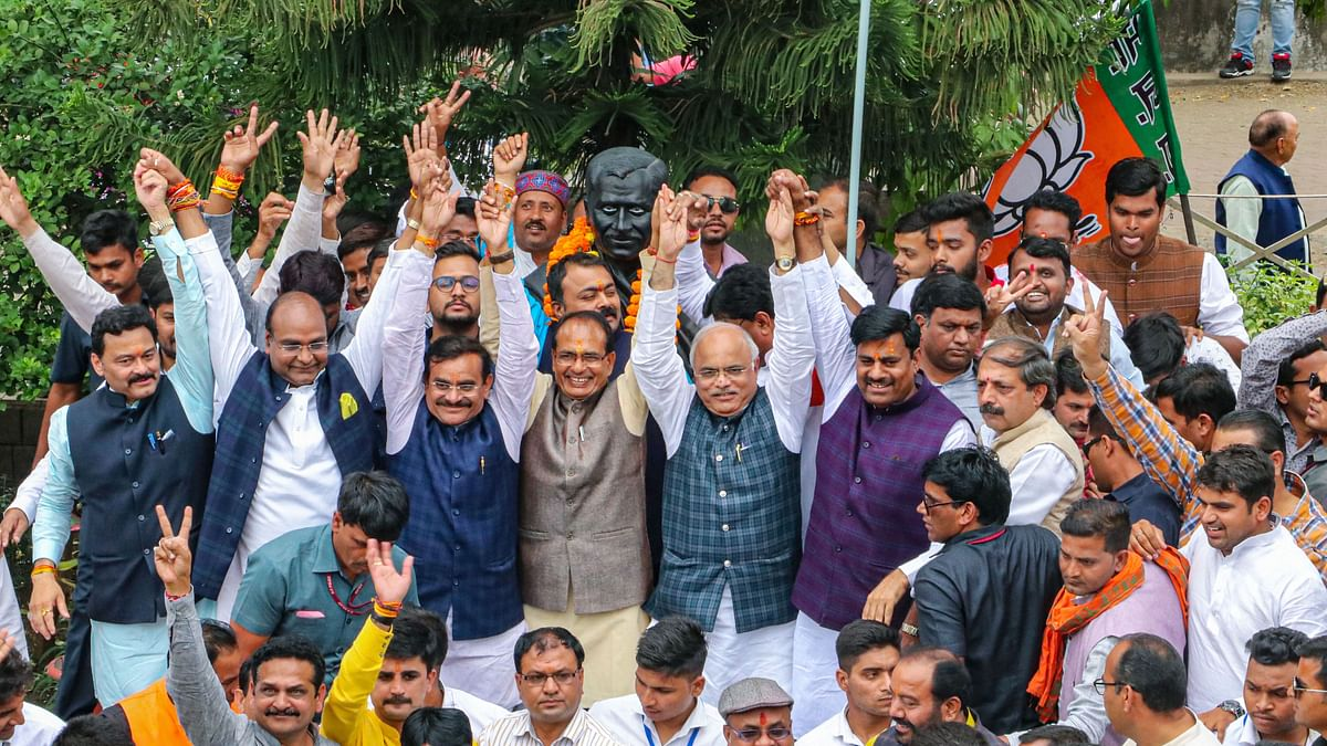 Madhya Pradesh: Ex- Congress MLAs who joined BJP may come in way of Shivraj Singh Chouhan's cabinet expansion