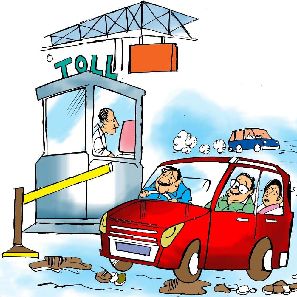Madhya Pradesh: Toll company asked to forgo tax till Mar 18 due to lack of maintenance