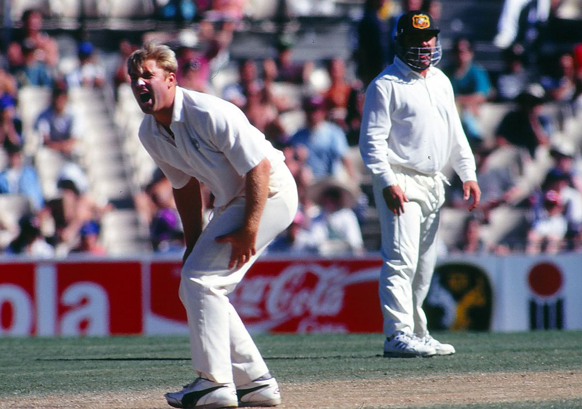 This day, that year: Shane Warne's shame
