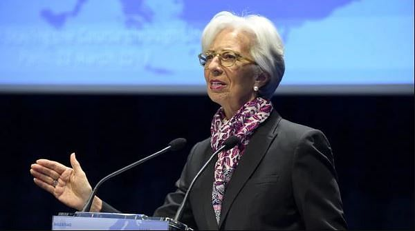 Italy fumes at ECB's Lagarde after Milan markets plunge
