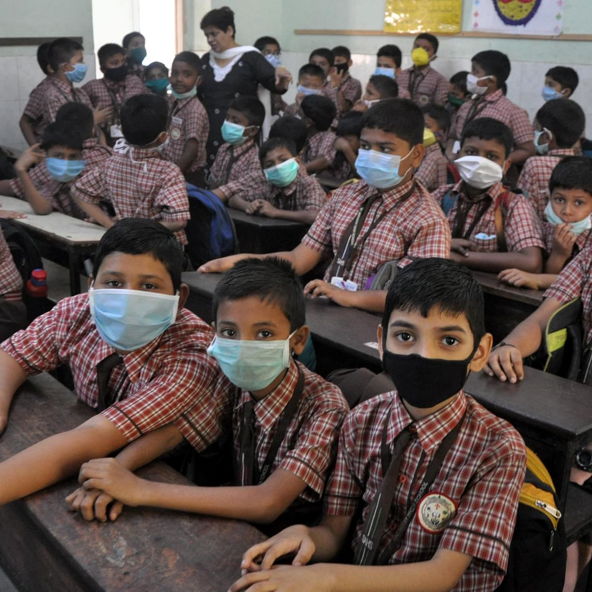 Children in 62% surveyed homes discontinued education amid pandemic: Save The Children report