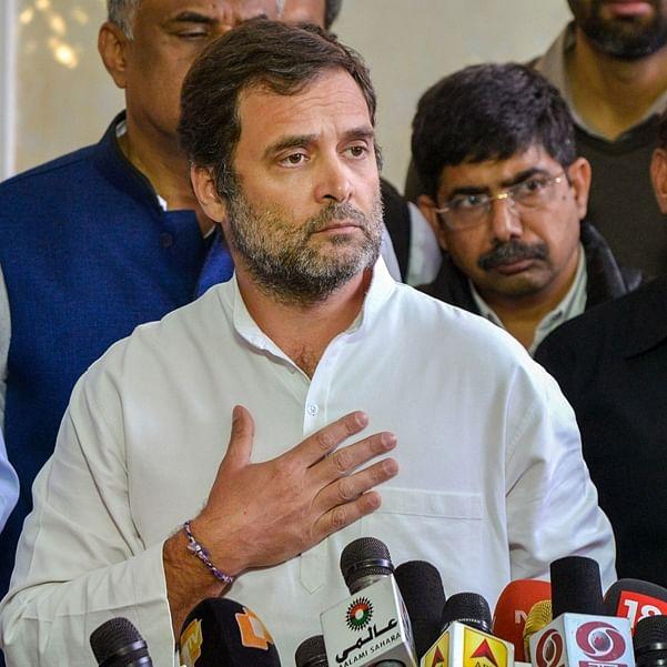 Coronavirus threat should have been taken seriously: Rahul Gandhi