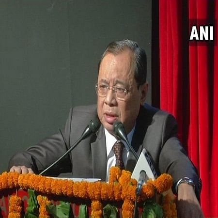 Ex-CJI Ranjan Gogoi to take oath in Rajya Sabha today