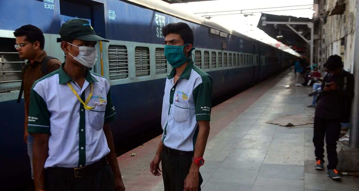 Coronavirus Update in Madhya Pradesh: Bhopal Railway platform ticket fare hiked to Rs 50 to minimise the footfalls