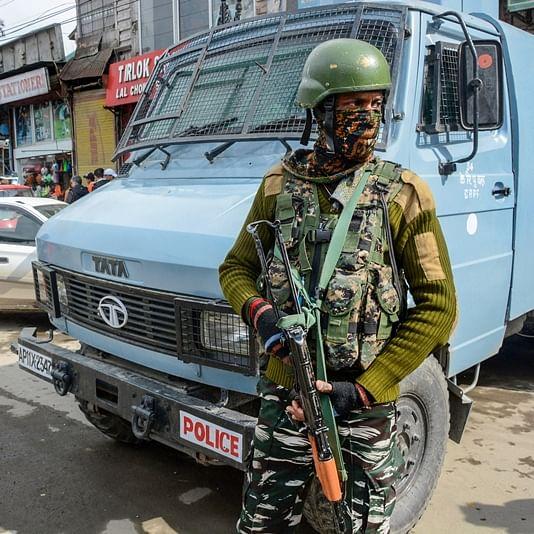 2 terrorists killed in encounter in Jammu and Kashmir's Shopian