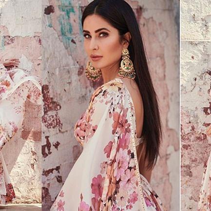 FPJ Fashion Police: Katrina Kaif's Rs 1.98 lakh Sabyasachi lehenga is the perfect pick for a summer wedding