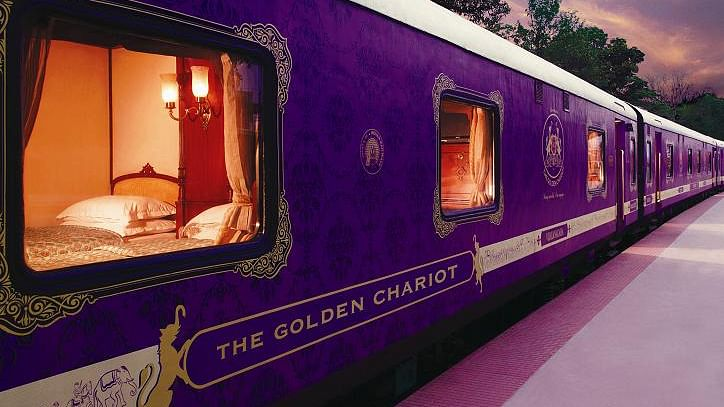 IRCTC to resume operations of Golden Chariot luxury train