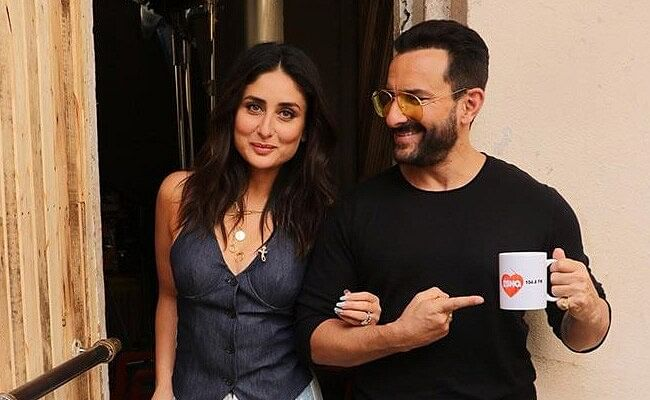 Kareena Kapoor, Saif Ali Khan pledge donations to UNICEF, IAHV and other relief funds  aimed at combating coronavirus