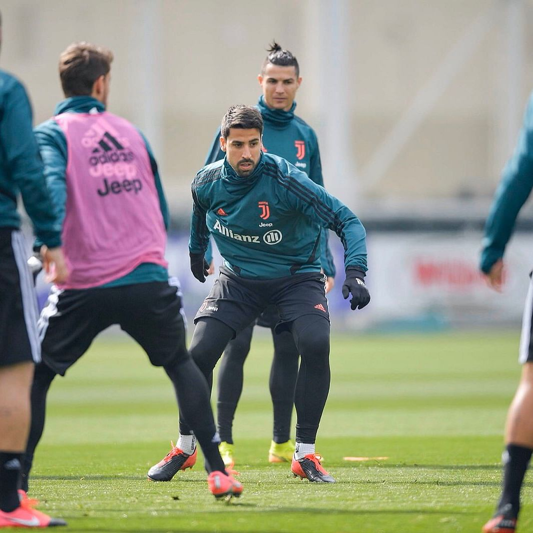 'One of the best football players': Juventus midfielder Sami Khedira is all praises for teammate Cristiano Ronaldo
