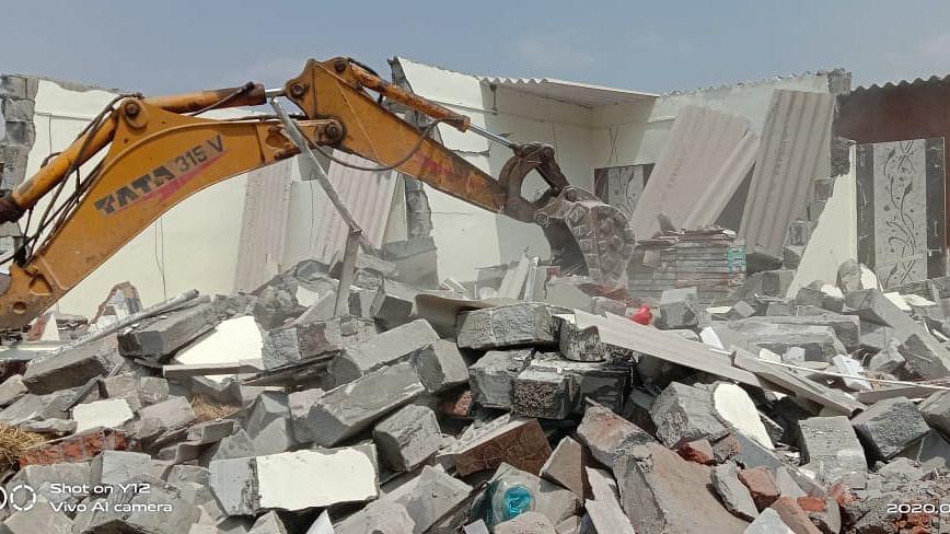 Demolition/ Representative Image