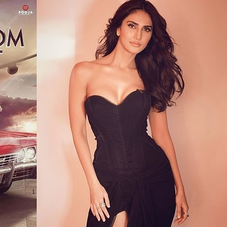 Vaani Kapoor cast opposite Akshay Kumar in 'Bell Bottom'