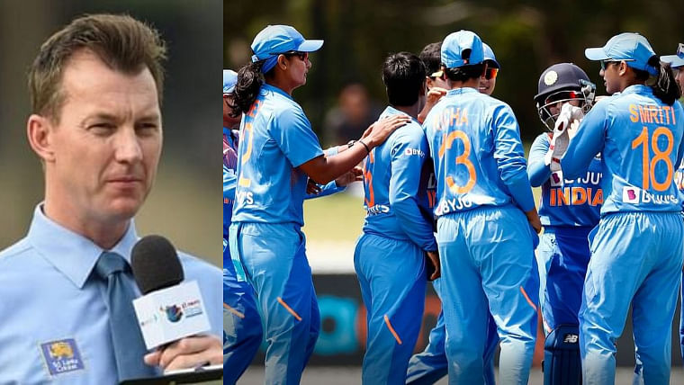 Women's T20 World Cup: Brett Lee is all praise for the 'Eves in Blue' after unbeaten group stage run