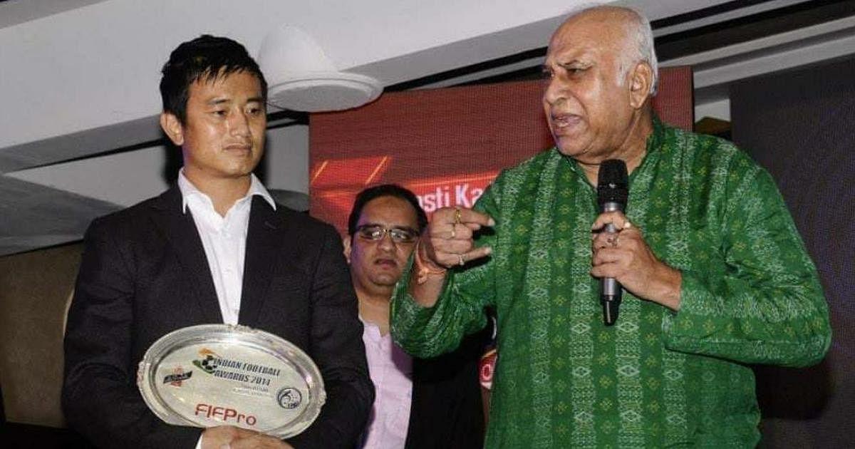 Bhaichung Bhutia recalls his biggest  match under PK Banerjee at East Bengal FC
